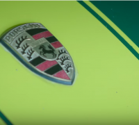 Porsche Parts Restoration Design Mission